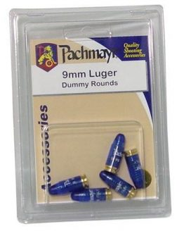 Pachmayr Snap Caps for Pistol Calibers 9mm, 40S&W, 45ACP